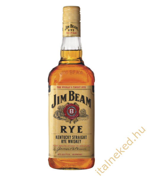 Jim Beam Rye Whiskey (40%) 0,7 l