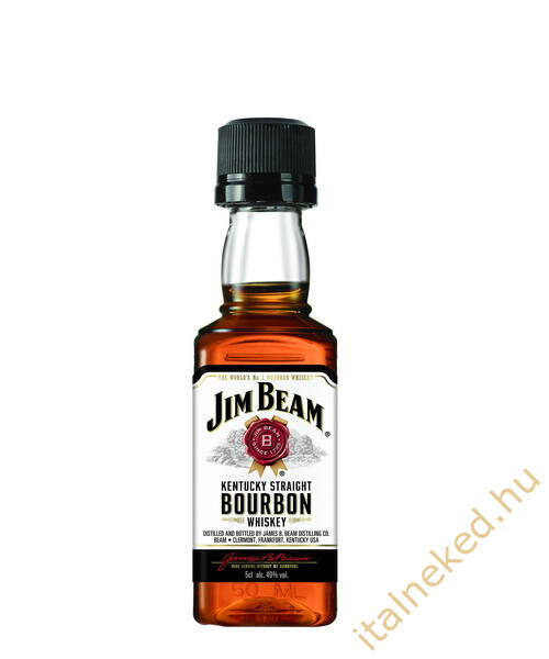 Jim beam whisky mini (40%) 0,05 l