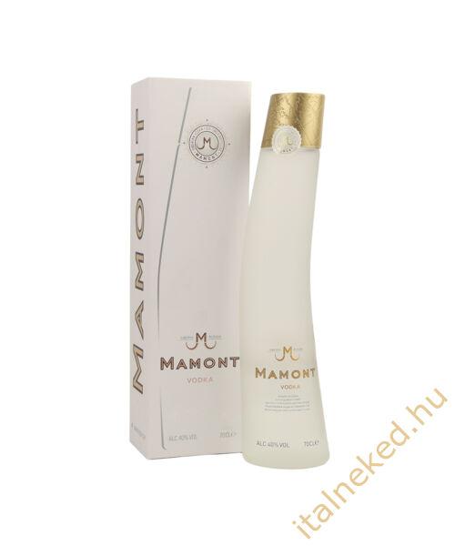 Mamont Siberian Vodka (40%) 0,7 l