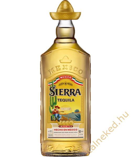 Sierra Gold (Reposado) Tequila (38%) 3 l