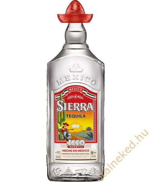 Sierra Silver Tequila (38%) 3 l