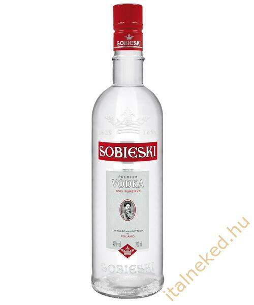 Sobieski vodka (37,5%) 0,5 l