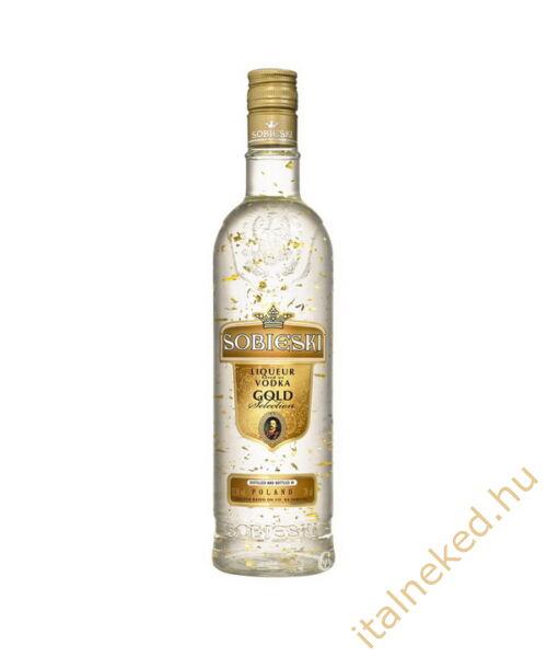 Sobieski Gold Selection Vodka (37,5%) 0,7 l