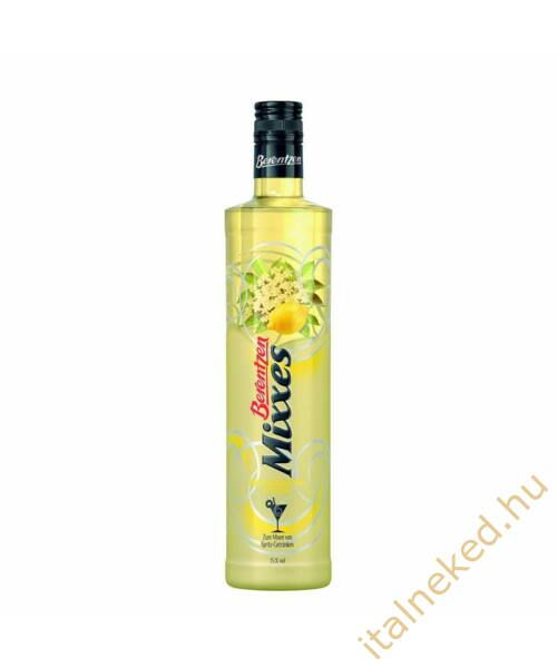 Berentzen Mixxes Holuderblüte bodza-citromlikőr  (15%)  0,5 l