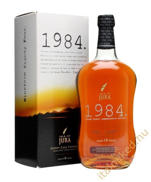 Jura 1984 Whisky (40%) 0,7 l