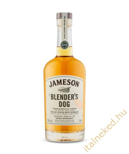 Jameson Blenders Dog Whiskey (43%) 0,7 l