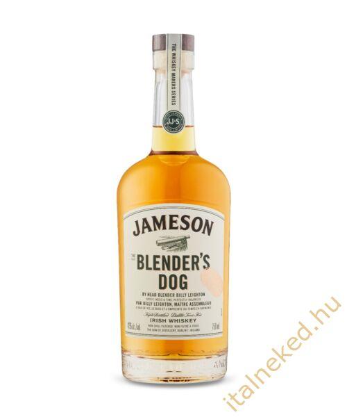 Jameson Blenders Dog Whiskey (43%) 0,7 l