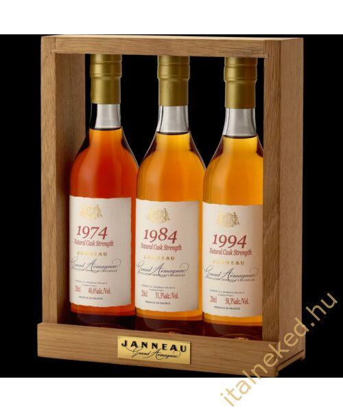 Janneau Armagnac 1984 konyak (43%) 0,7 l