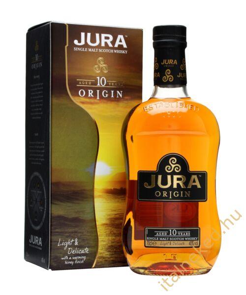 Jura 10 Years Whisky (40%) 0,7 l