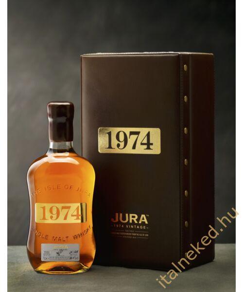 Jura 1974 Whisky (44,5%) 0,7 l