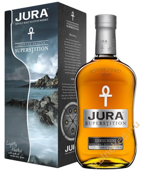 Jura Superstition Whisky (43%) 0,7 l