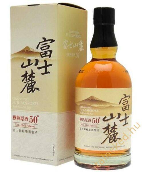 Kirin Fuji Sanroku Japán Whisky 0,7l (50%)