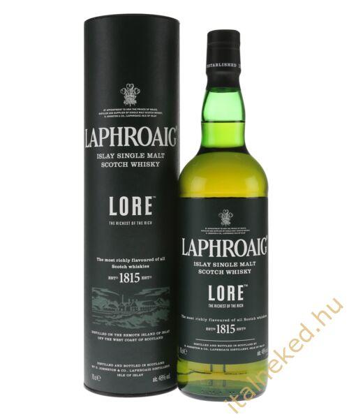 Laphroaig Lore Whisky (48%) 0,7 l