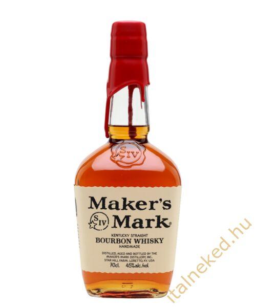 Maker's Mark Whiskey  (45%) 0,7 l