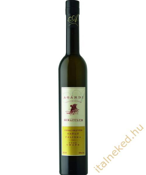 Agárdi Prémium Irsai Olivér Szőlő Pálinka (40%) 0,5 l