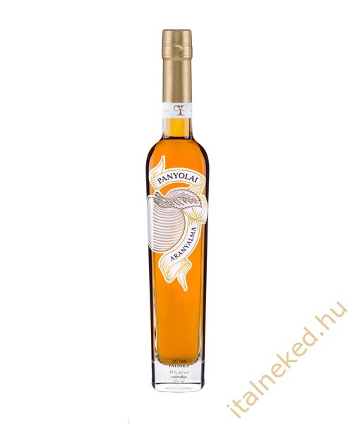 Panyolai Arany Alma pálinka (38%) 0,5 l