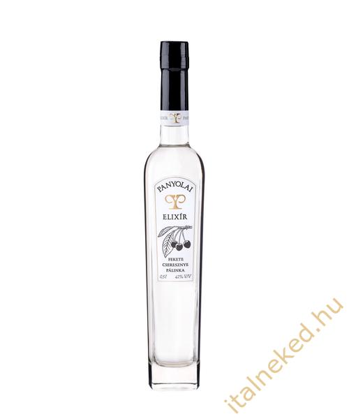 Panyolai Elixír Feketeribizli pálinka (40%)  0,35 l