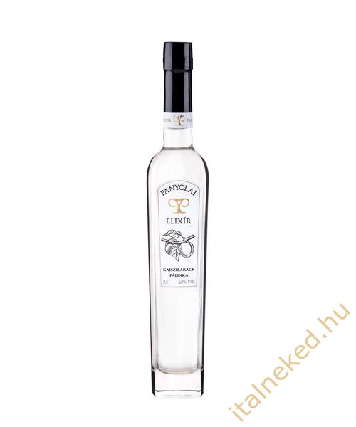 Panyolai Kajszibarack elixír pálinka (40%) 0,5 l