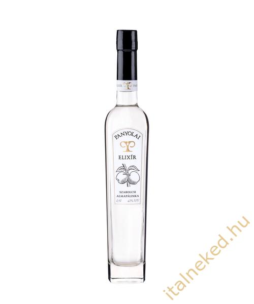 Panyolai Szabolcsi elixiír alma pálinka (42%) 0,5 l