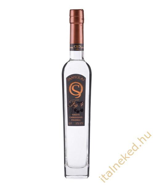 Panyolai Fekete cseresznye pálinka (42%) 0,5 l