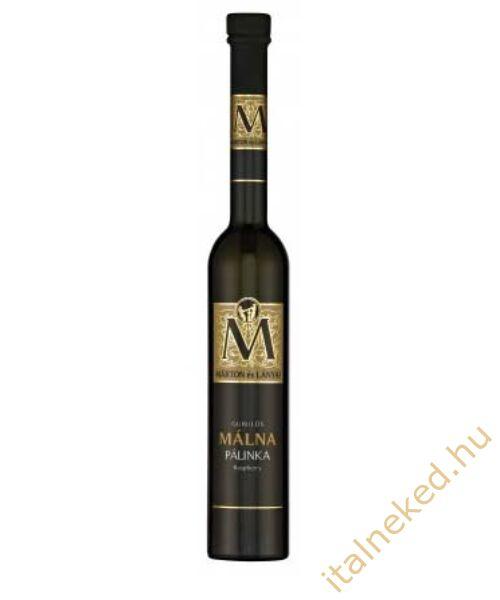 Márton málna pálinka (40%) 0,35 l