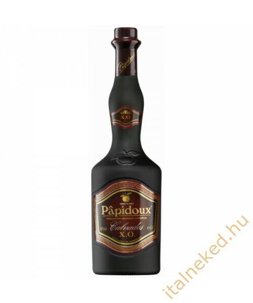Papidoux Calvados XO (40%)  0,7 l