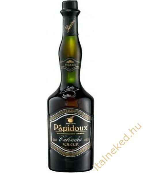 Papidoux Calvados VSOP (40%)  0,7 l