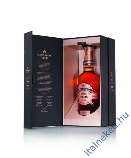 Chivas Regal Ultis Whisky ((40%) 0,7 l