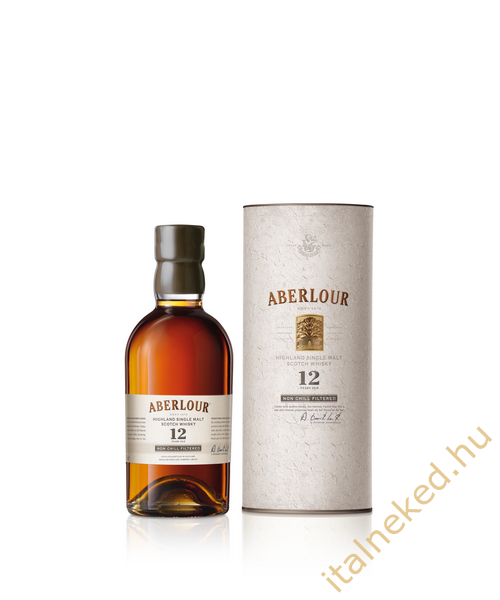 Aberlour 12 Year Old Whisky (40%) 0,7 l