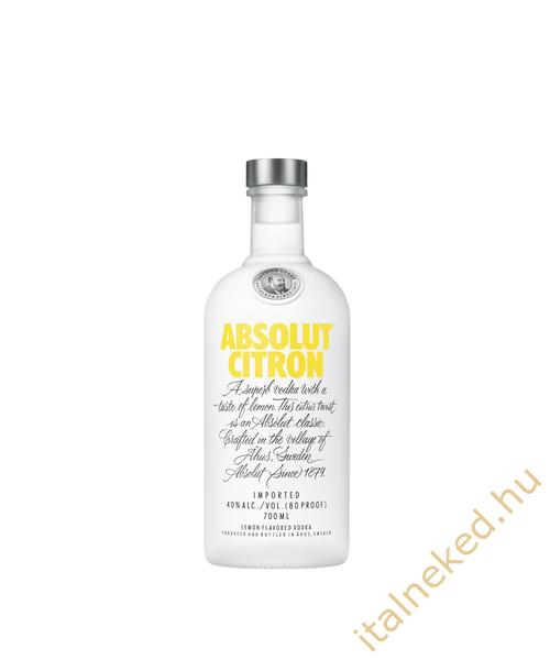 Absolut Citrom Vodka (40%) 0,7 l