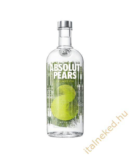 Absolut Pears Vodka (40%) 1,0 l
