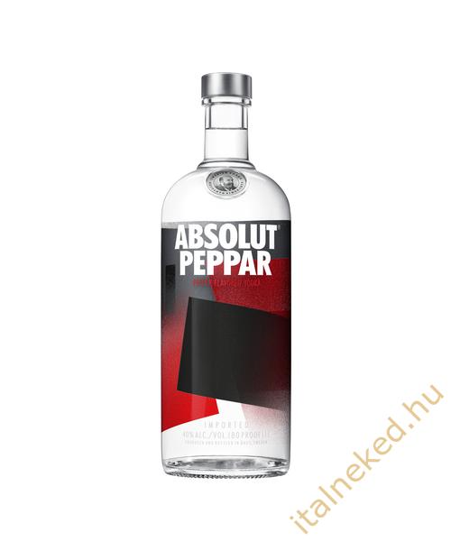 Absolut Peppar Vodka (40%) 1,0 l
