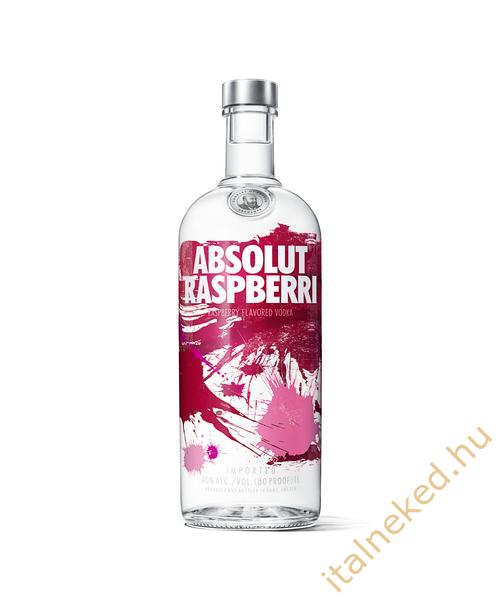 Absolut Raspberri Vodka (40%) 1,0 l