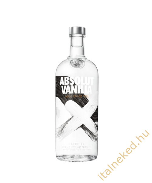 Absolut Vanilla Vodka (40%) 1,0 l
