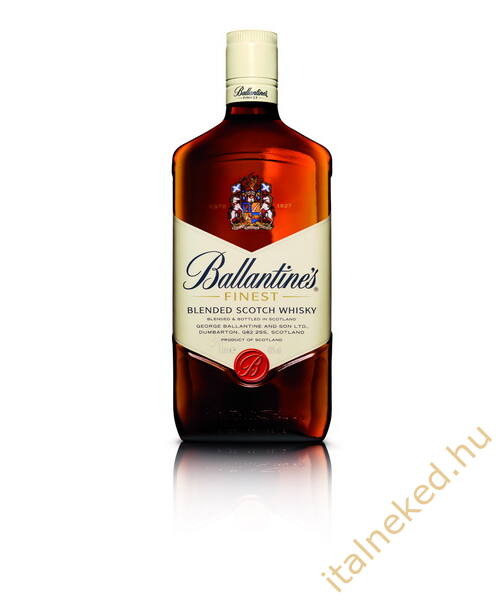 Ballantines Whisky (40%) 1 l