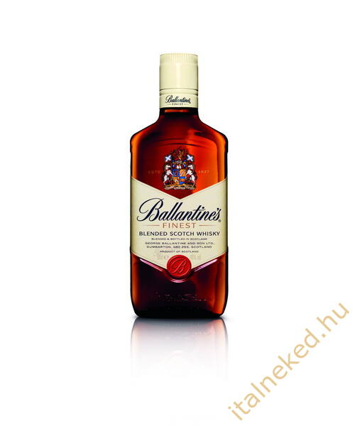 Ballantine whisky (40%) 0,5l