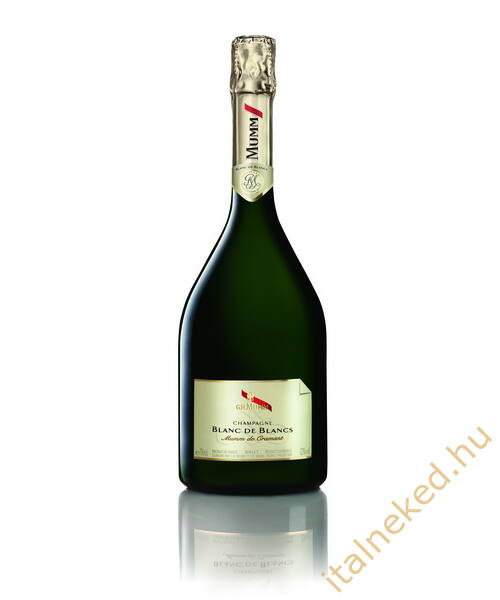 G. H. Mumm De Cramant Blanc de Blancs Pezsgő (12%) 0,75 l