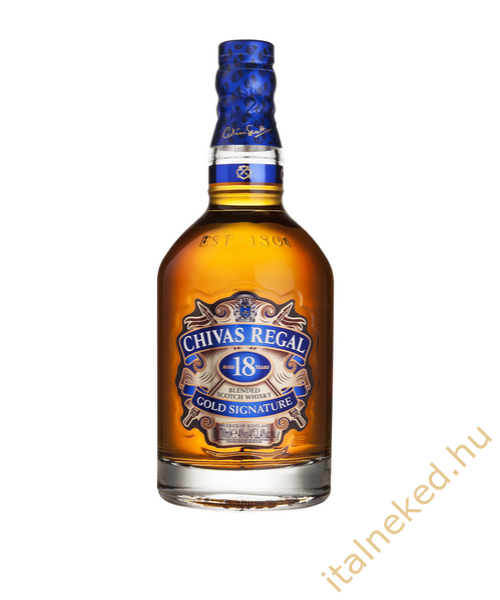 Chivas Regal 18 Year Old Whisky (40%) 0,7 l