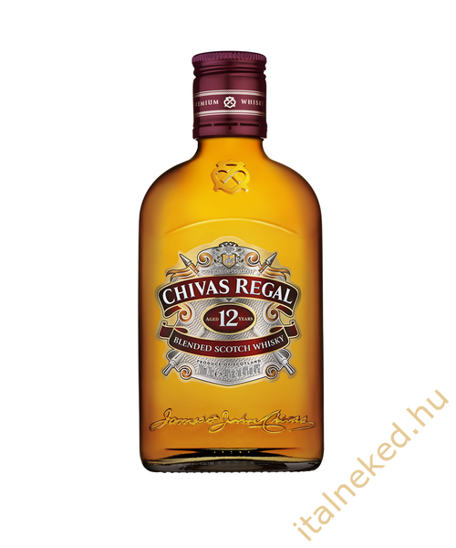 Chivas Regal Whisky (40%) 0,2 l