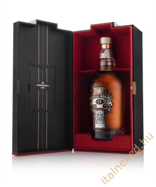 Chivas Regal 25 Year Old Whisky ( 40%) 0,7 l