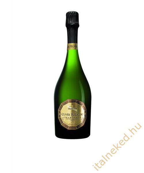 G. H. Mumm Cuvée R. Lalou 1999 Pezsgő (12,5%) 1,5l