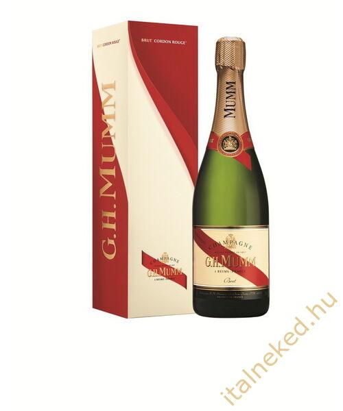 G. H. Mumm Cordon Rouge Pezsgő (12%) 1,5 l
