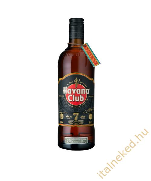 Havana Club 7 Year Old Rum (40%) 0,7 l