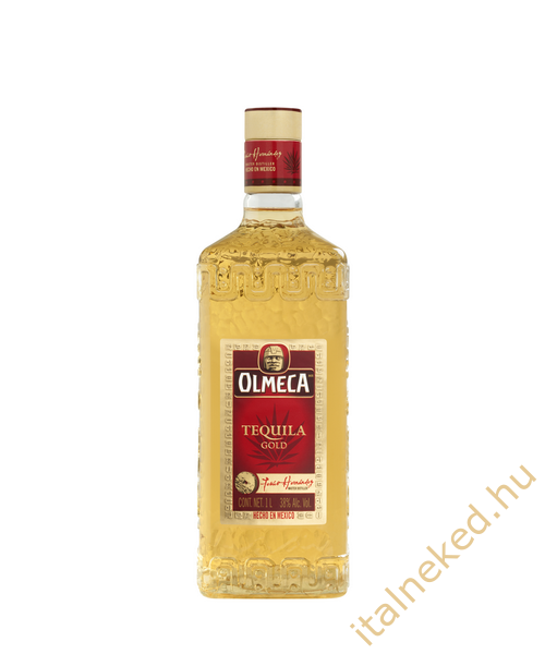 Olmeca Gold Tequila (38%) 1 l