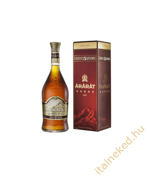 Ararat Brandy (5-year-old) (40%) 0,7 l