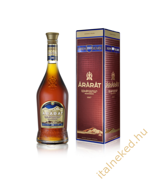Ararat Akhtamar Brandy (10-year-old) (40%) 0,7 l
