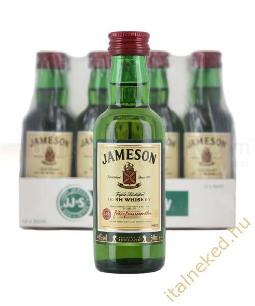 Jameson whisky mini (40%) 0,05 l