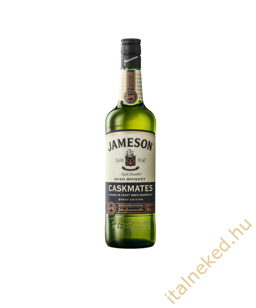 Jameson Caskmates Whiskey (40%) 0,7 l