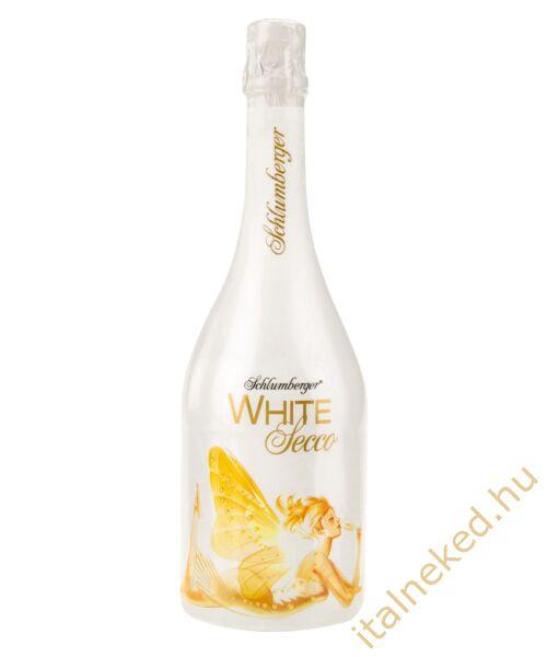Schlumberger White Secco (száraz) pezsgő (11,5%)  0,75 l