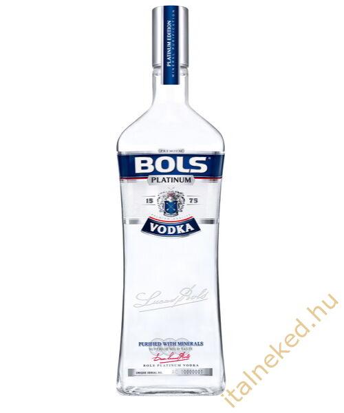 Bols Platinum vodka (40%) 1l